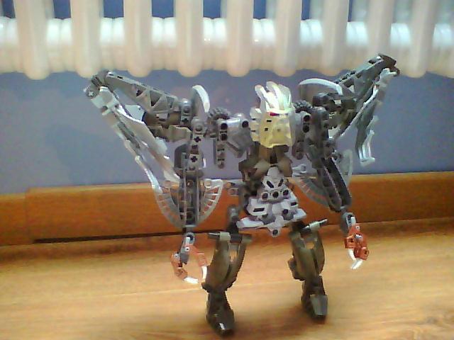 [Moc] guerrier mécanique V1 , V2 et V3 Pictur25