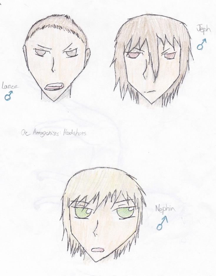 More OC:Antagonists Lance_10