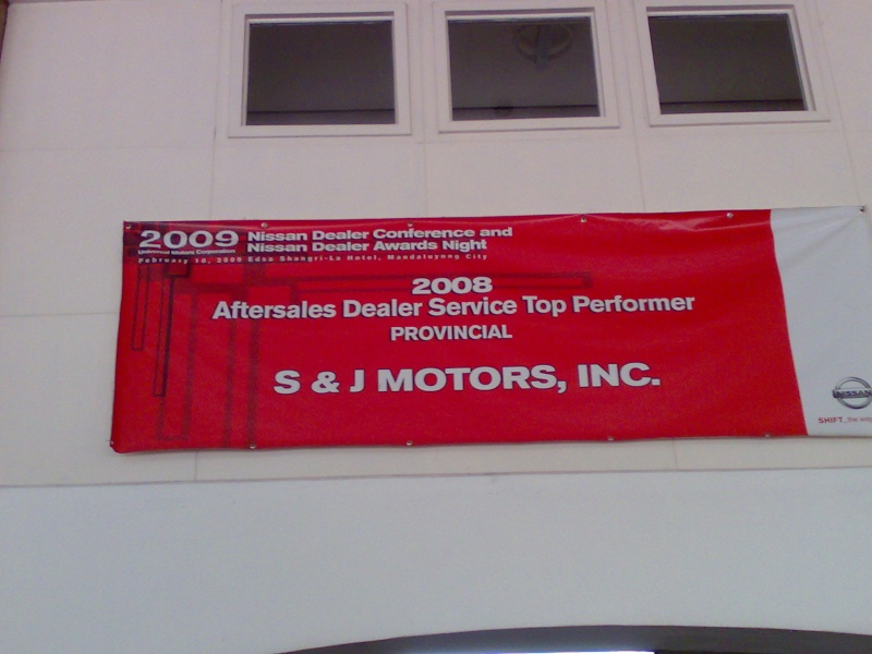 Which dealer has the best service? 11252014