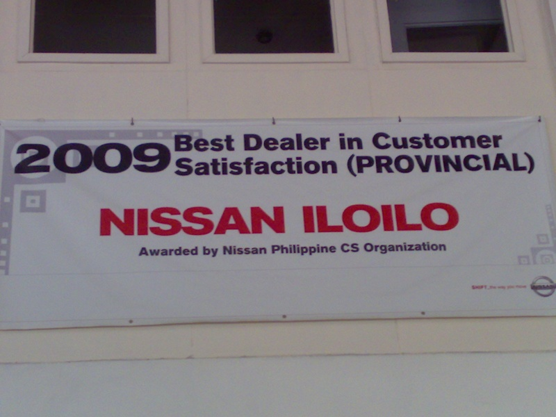 Which dealer has the best service? 11252015