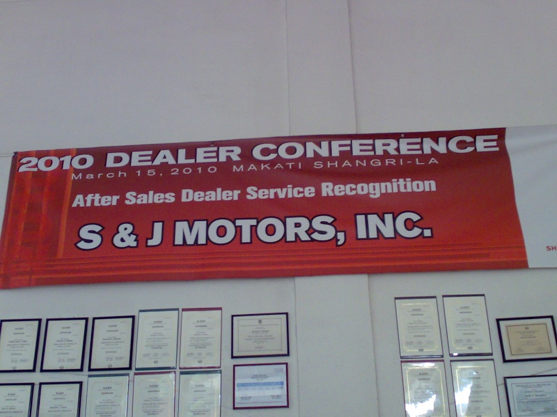 Which dealer has the best service? 11252016