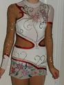 vends justaucorps blanc collant et body Dsc00216