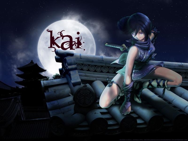 pics 4 kai + ninja clan Kai110