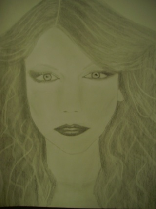 Portrait de Taylor Swift Taylor14