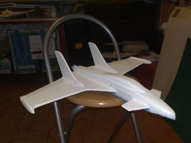Mini Funjet build 01122010