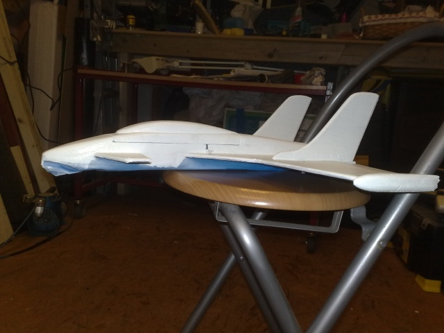 Mini Funjet build 01122011