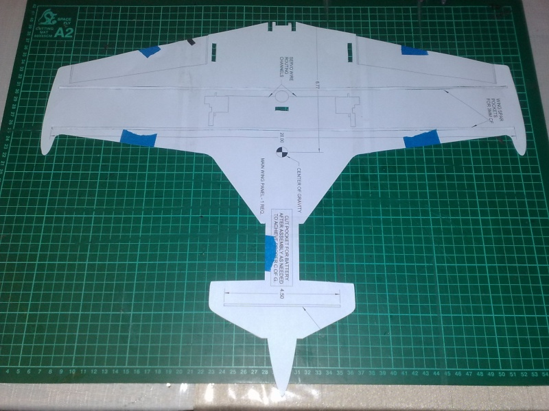 Mini Funjet build 20112010