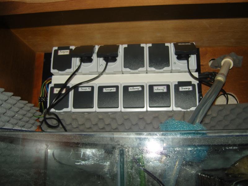 montage électronnique d'un programmateur horaire avec affichage lcd Snv80215
