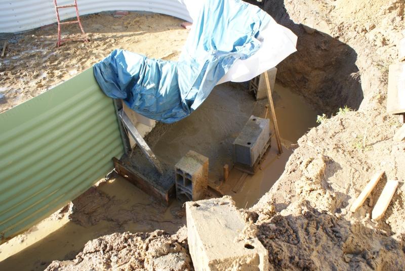 Debut des travaux de notre céline 09 avec paso escalight et filtration a sable - Page 2 Dsc03328