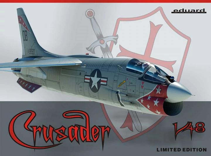 [GB Vietnam] Vought F-8 Eduard 1/48 10676211