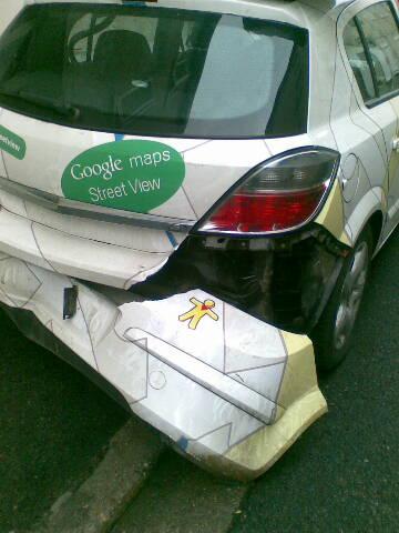 Google car explosé Photo_10