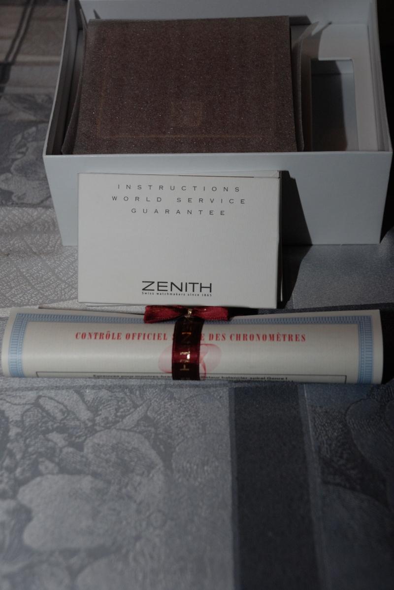 Zenith Chronomaster - WAAAAH! Montre19