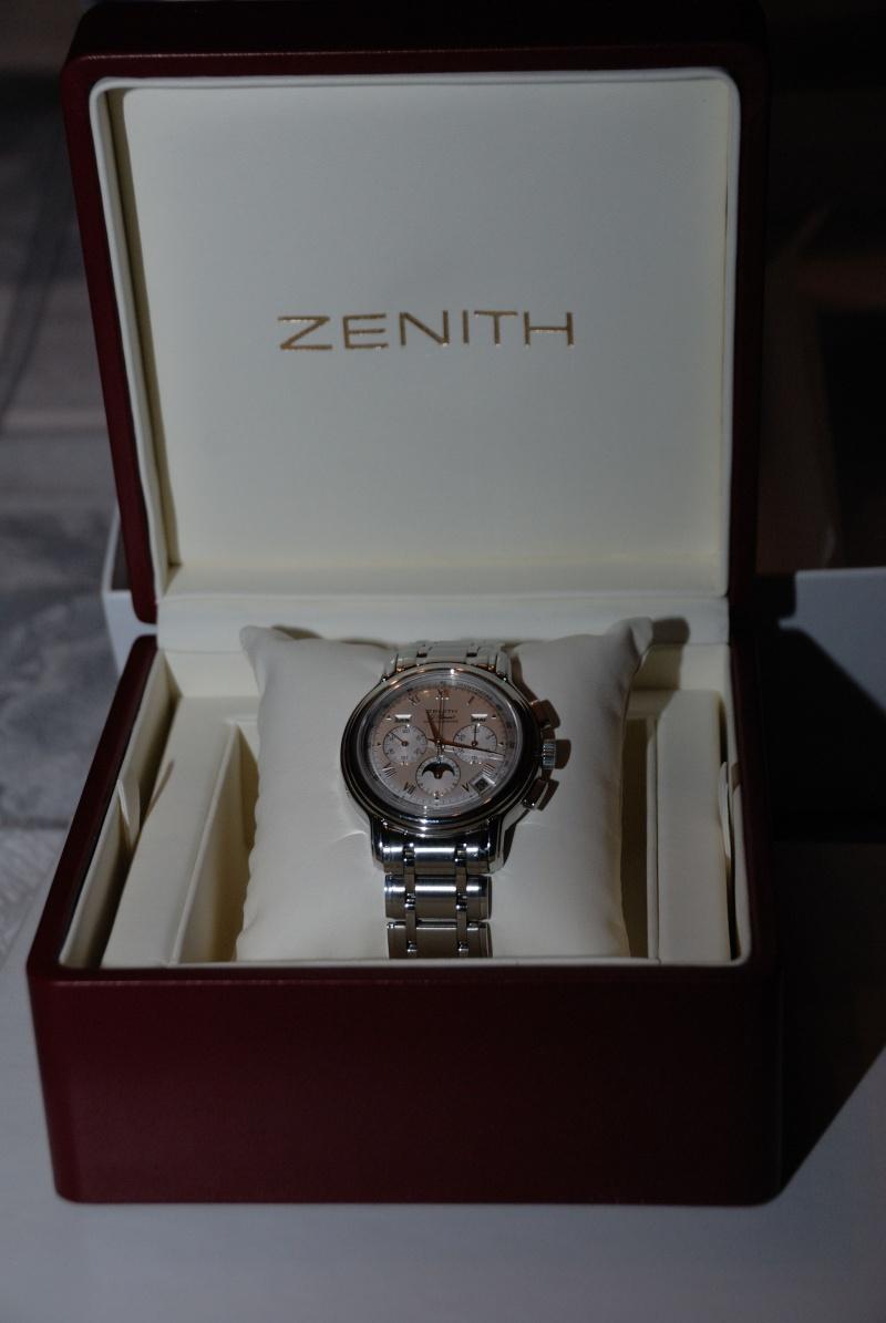 Zenith Chronomaster - WAAAAH! Montre23
