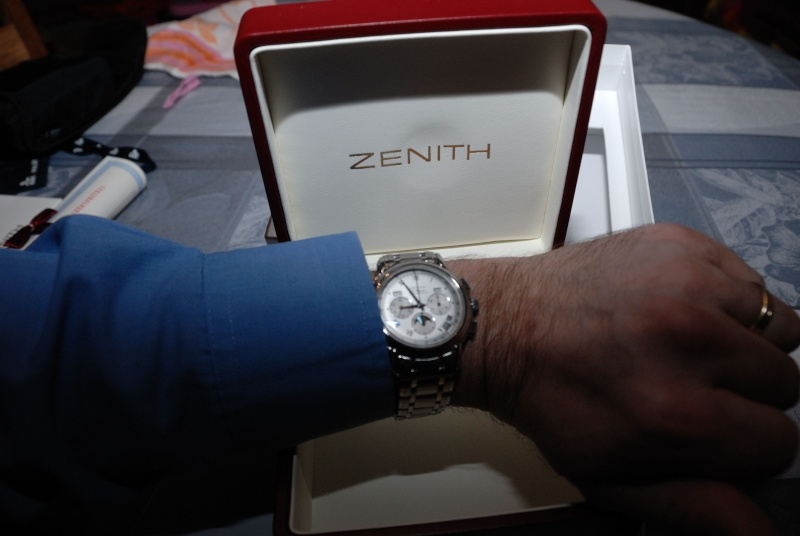 Zenith Chronomaster - WAAAAH! Montre26