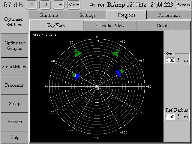 JBL UREI serie 813 Analys10