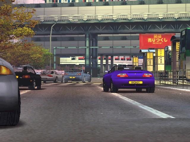 Metropolis Street Racer - Dreamcast 10192010