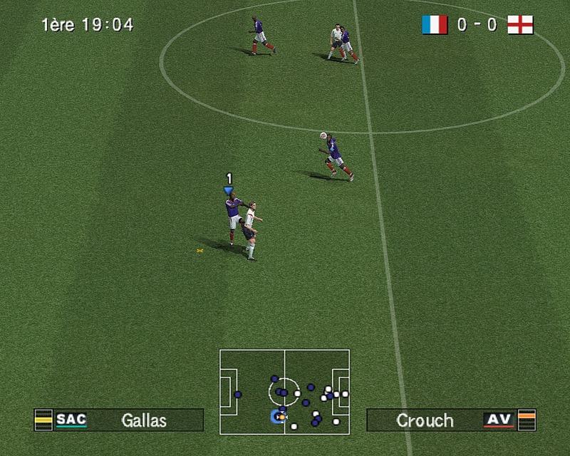Pro Evolution Soccer Screen10
