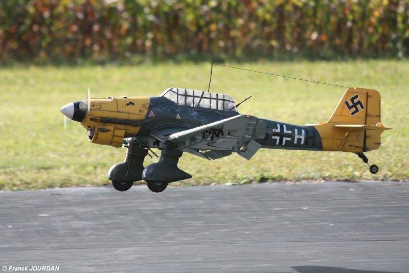 stuka en retour de mission Stuka_15