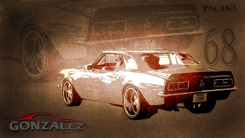 Gonzalez Racing Cam6810