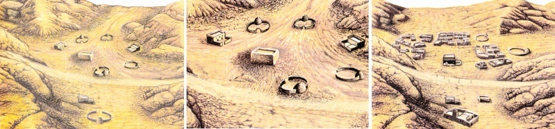 Le récit de Hajar et Ismaël et leur installation dans la vallée de la Mecque Evolut10