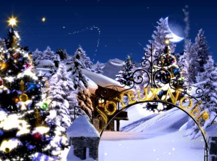 Bonnes Fêtes et Meilleurs Vœux pour 2011 Noel17