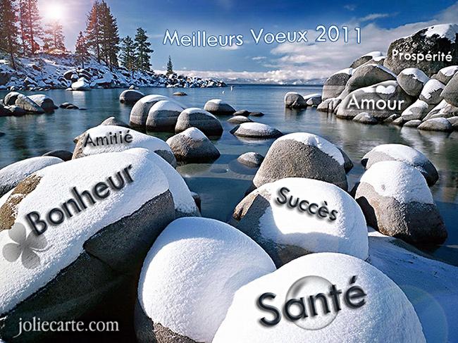 Bonnes Fêtes et Meilleurs Vœux pour 2011 Voeux-11