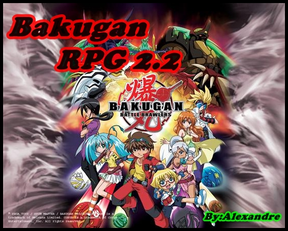 Bakugan RPG 2.2