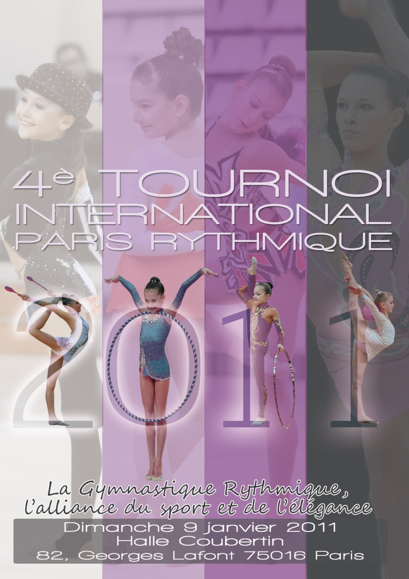 Tournoi International Paris Rythmique Flyer-11