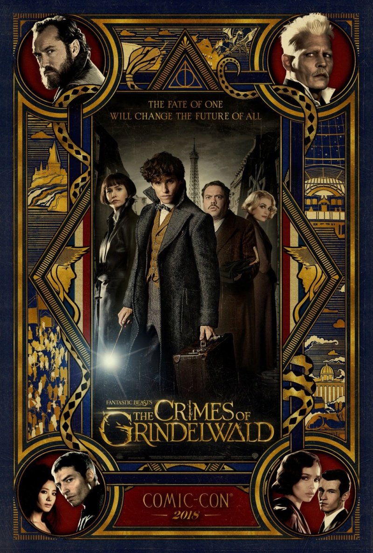 Les Animaux Fantastiques: Les Crimes de Grindelwald Fantas10