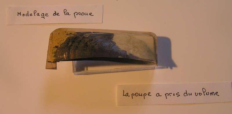 """Mise en chantier de """"Le leudo"""" au 1/220 L10x10"""