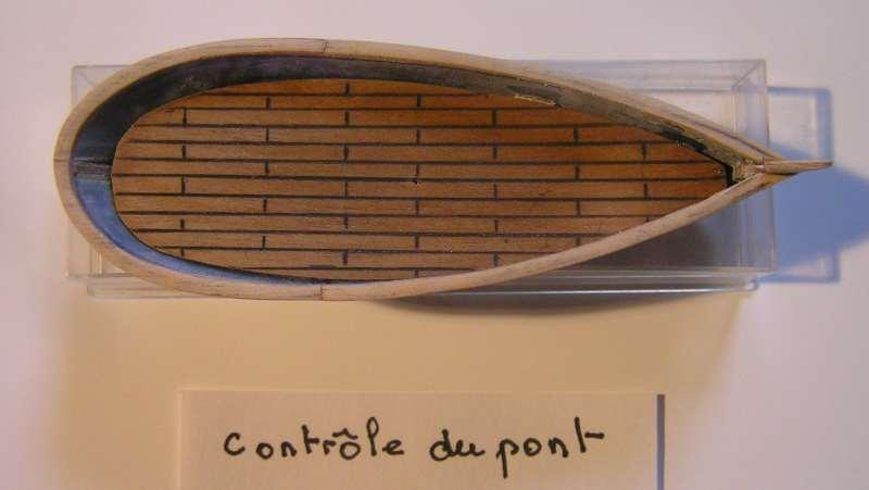 """Mise en chantier de """"Le leudo"""" au 1/220 L2111"""