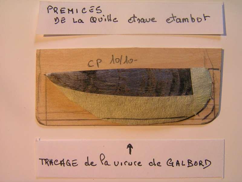 """Mise en chantier de """"Le leudo"""" au 1/220 L310"""