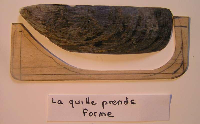 """Mise en chantier de """"Le leudo"""" au 1/220 L511"""