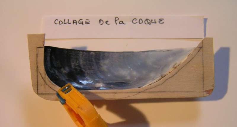 """Mise en chantier de """"Le leudo"""" au 1/220 L611"""