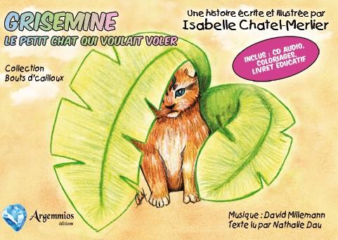 Grisemine, le petit chat qui voulait voler Couv-g12