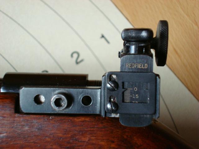 US Small Bore (22lr) History : Remington: 513 T, Mod 37, 40x  VS  Winchester 75, 52 Dsc00735