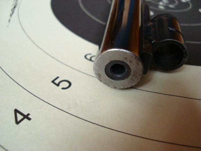 US Small Bore (22lr) History : Remington: 513 T, Mod 37, 40x  VS  Winchester 75, 52 Dsc00736
