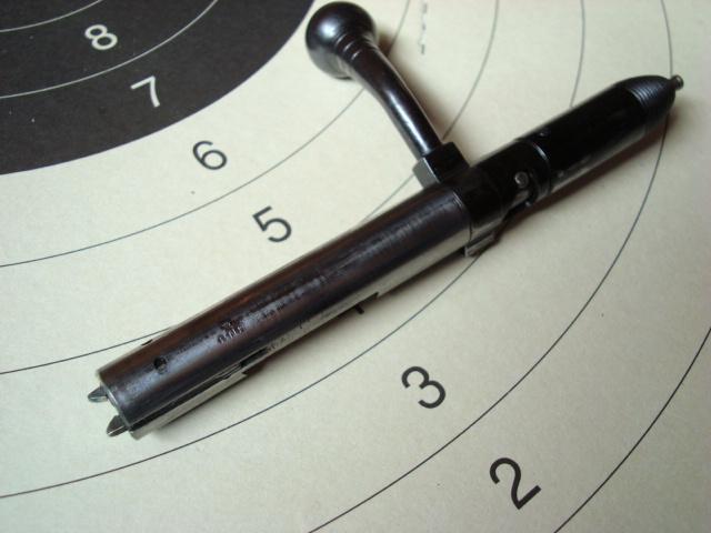 US Small Bore (22lr) History : Remington: 513 T, Mod 37, 40x  VS  Winchester 75, 52 Dsc00737