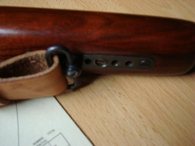 US Small Bore (22lr) History : Remington: 513 T, Mod 37, 40x  VS  Winchester 75, 52 Dsc00738