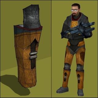 Partes del traje Half-l12