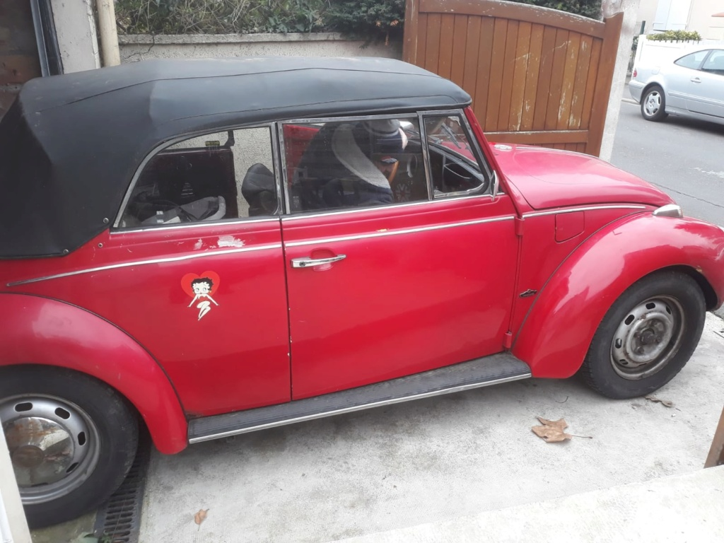 Rookie LADY BUG 1302 LS cabriolet  Img-2013