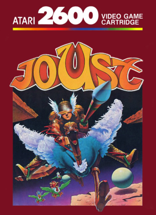 Joust ( Arcade/multisupport) 23677110