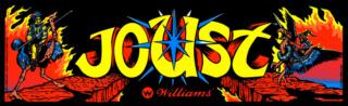 Joust ( Arcade/multisupport) Logo10
