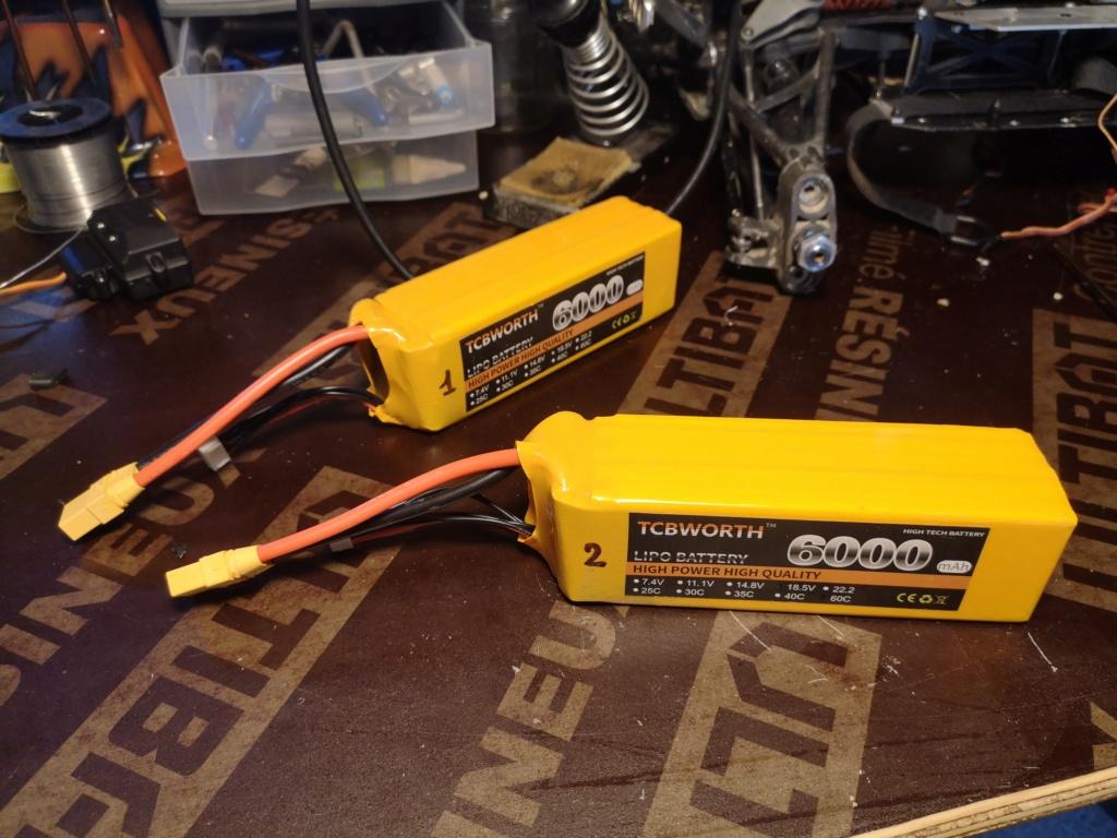 [VENDU] 2 Batteries LiPo 5S Lipos_12