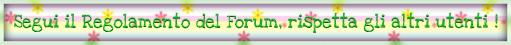 Come funziona il Forum? Spring38