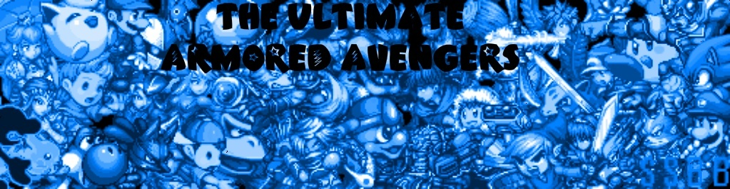 -The Ultimate Armored Avengers(TUAA)-