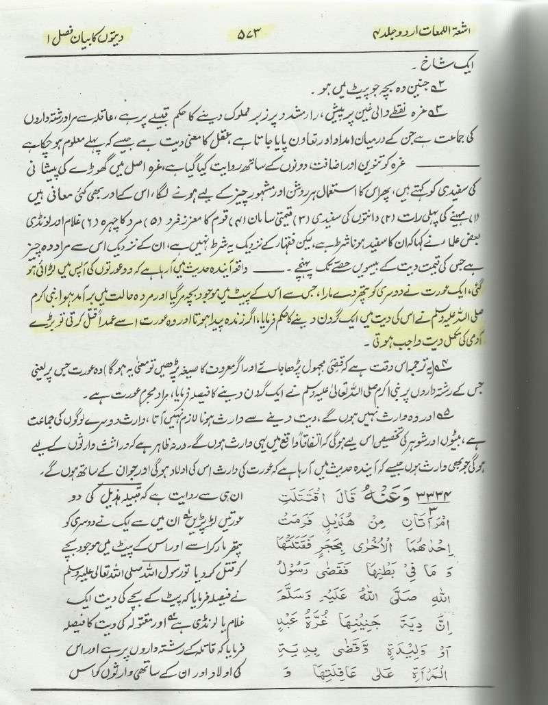 shaikh Abdul Haq Mohadiss Dehlvi 10312