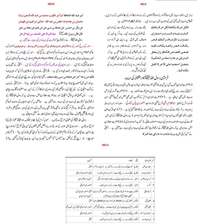 دیت کی جعلی فتوی فیکٹری پر منہاج القرآن کی فتح کا جھنڈا - Page 2 Post412