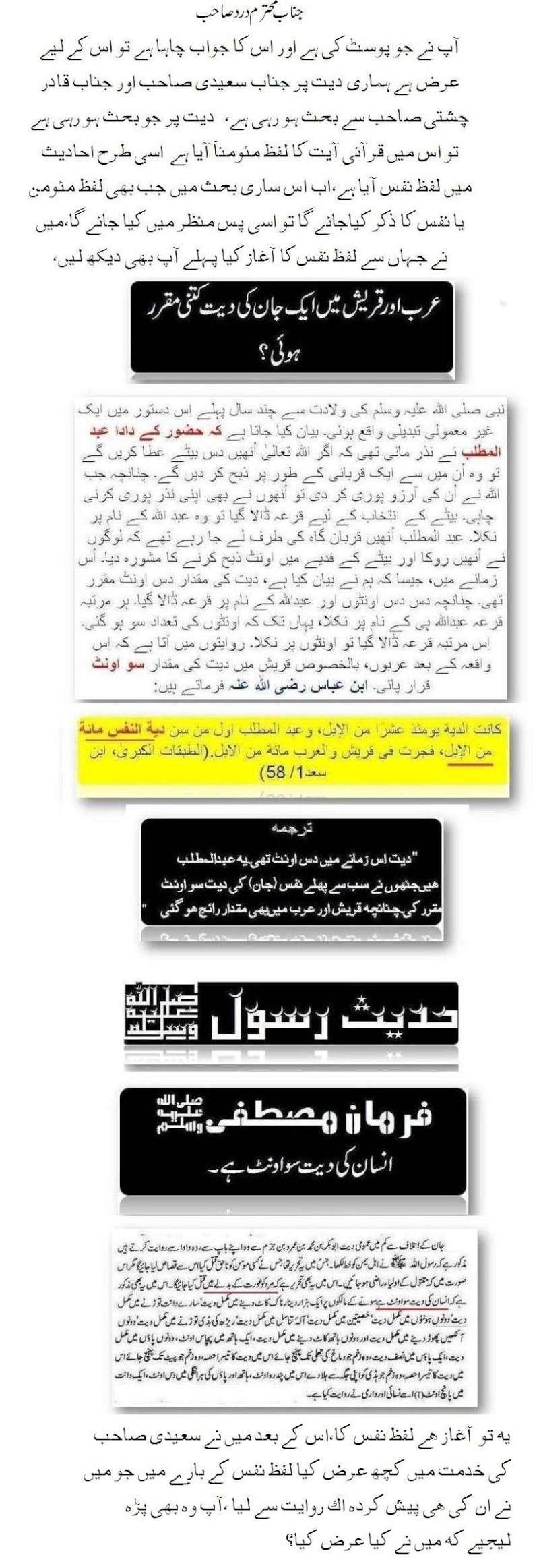 دیت کی جعلی فتوی فیکٹری پر منہاج القرآن کی فتح کا جھنڈا - Page 2 Post_118