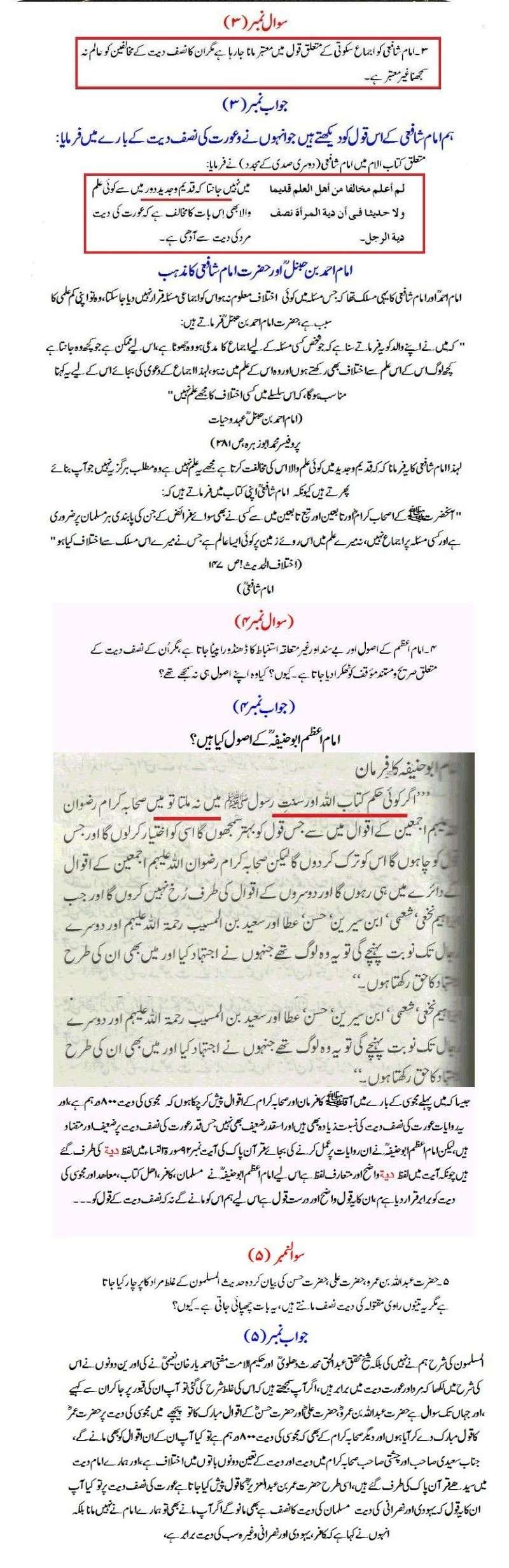دیت کی جعلی فتوی فیکٹری پر منہاج القرآن کی فتح کا جھنڈا - Page 2 Post_315